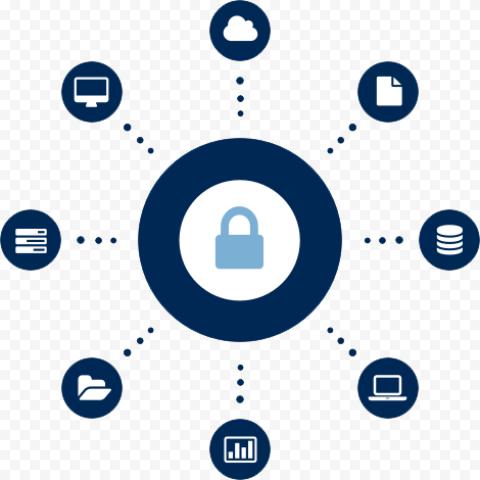 Web Security PNG Transparent Image