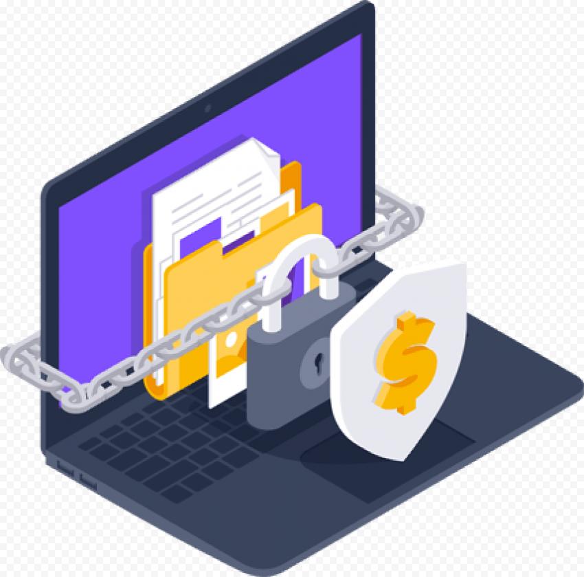 Web Security Transparent PNG