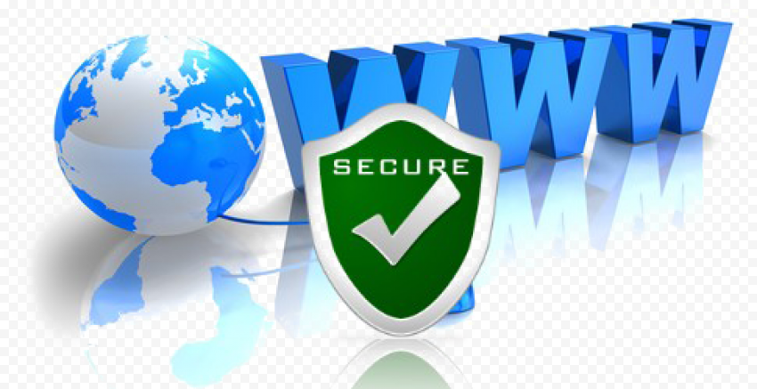 Web Security PNG Transparent