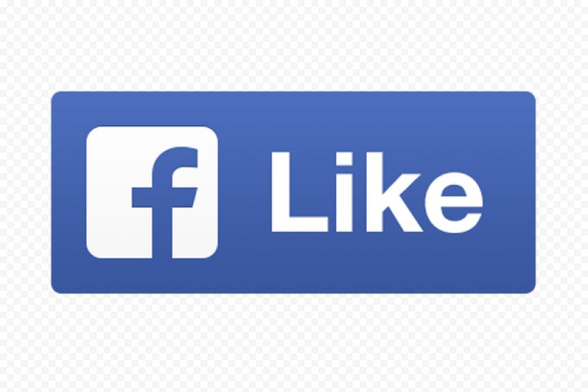 Facebook Like Transparent Background