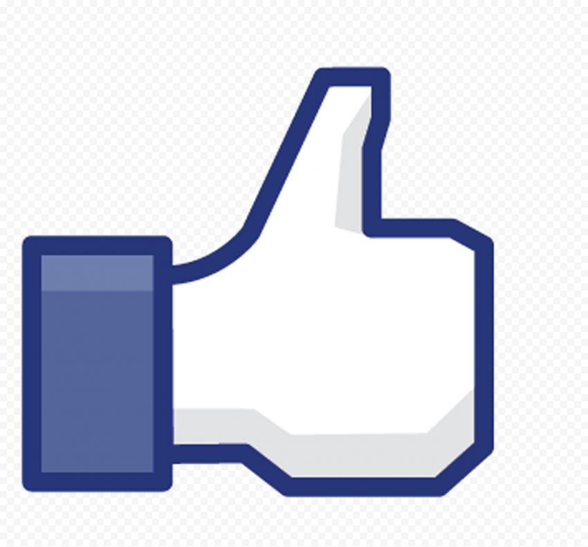 Facebook Like PNG Image
