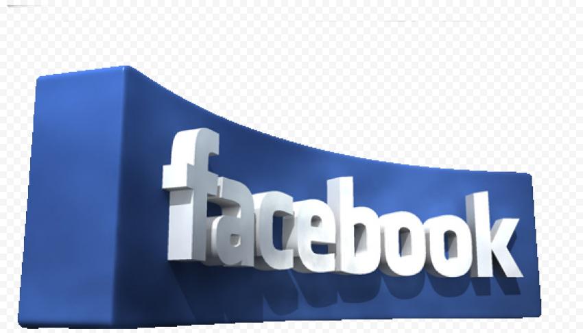 Facebook Logo Transparent PNG
