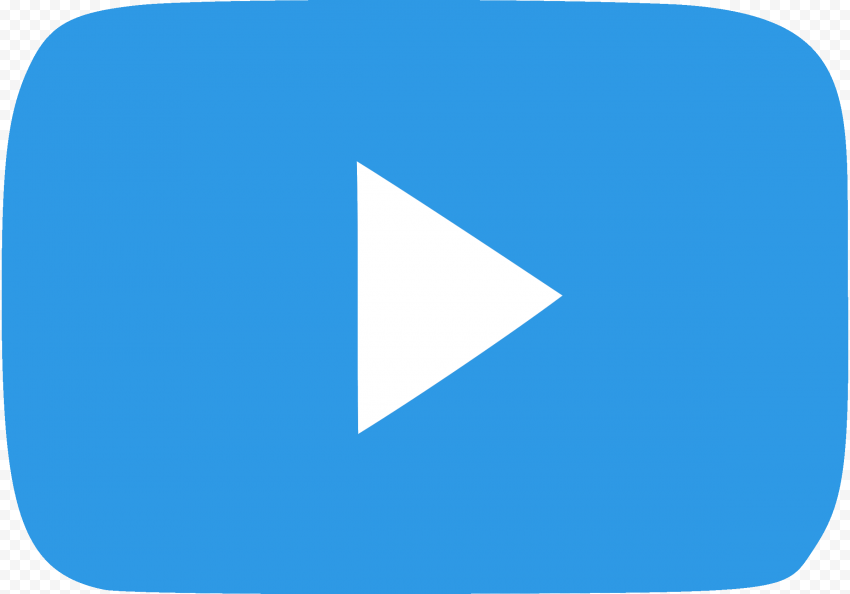 YouTube Play Button PNG File