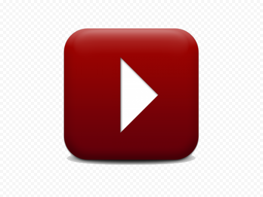 YouTube Play Button PNG Clipart