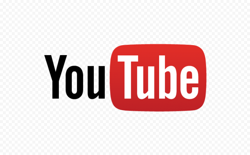 YouTube PNG Transparent Image