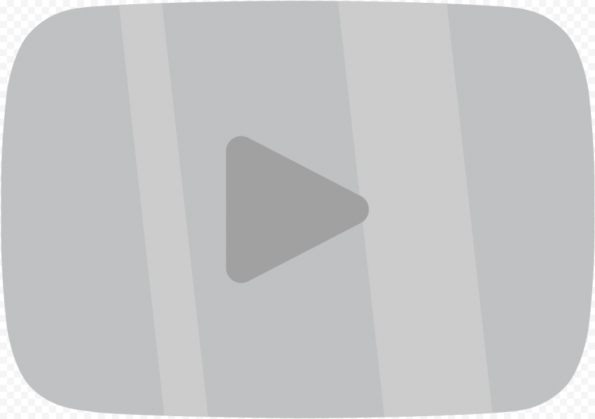 YOUTUBE Silver Play Button PNG Photos FREE DOWNLOAD