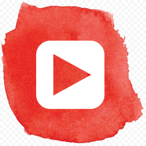 YouTube Play Button PNG Image
