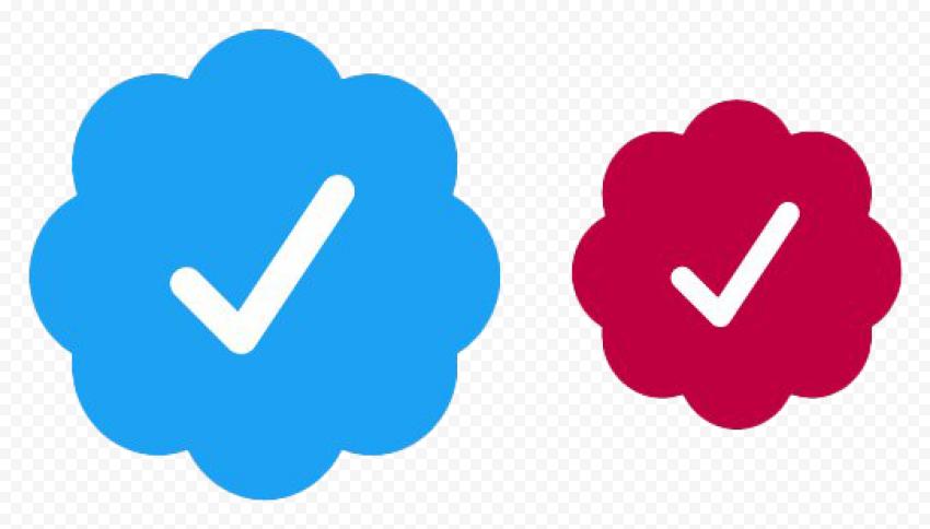 Twitter Verified Badge Transparent PNG