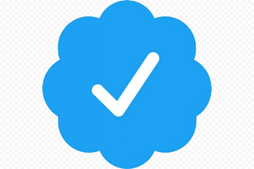 Twitter Verified Badge Transparent Background