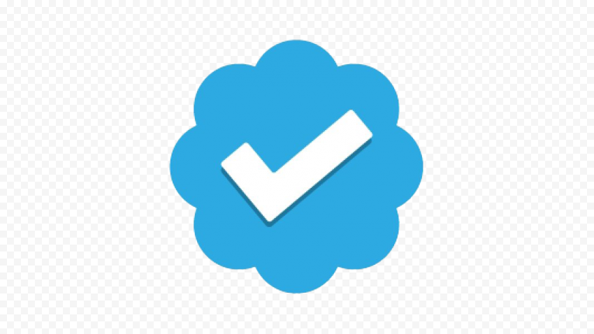 Twitter Verified Badge PNG Image