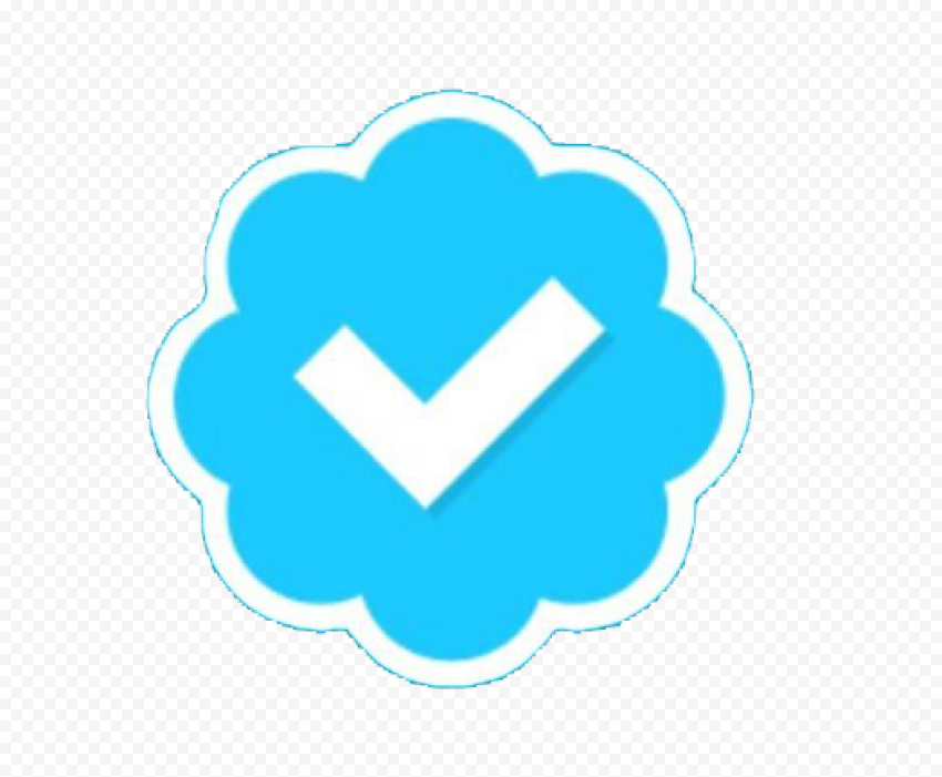 Twitter Verified Badge PNG Pic