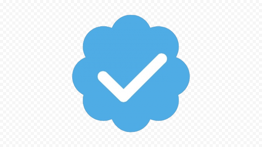 Twitter Verified Badge PNG HD