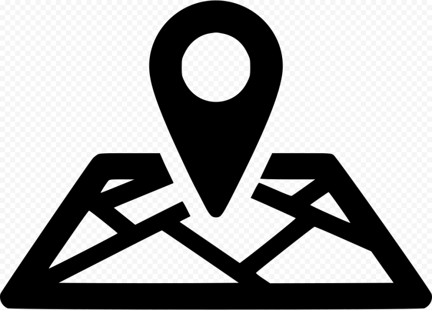 Map GPS Route PNG Image