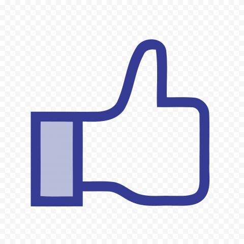 Facebook Like PNG Photos