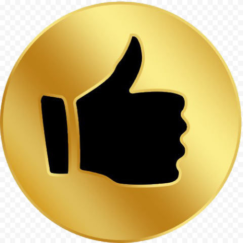 Thumbs UP PNG Clipart
