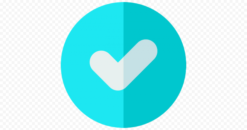 TikTok Verified Badge PNG File free download
