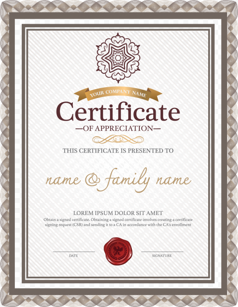 Certificate PNG Background Image png FREE DOWNLOAD