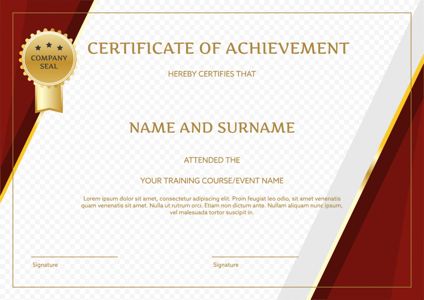 Certificate PNG Free Download png FREE DOWNLOAD
