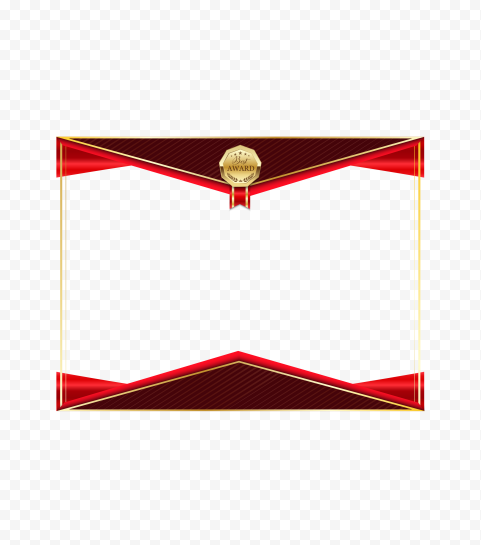 Certificate PNG Transparent Image png FREE DOWNLOAD