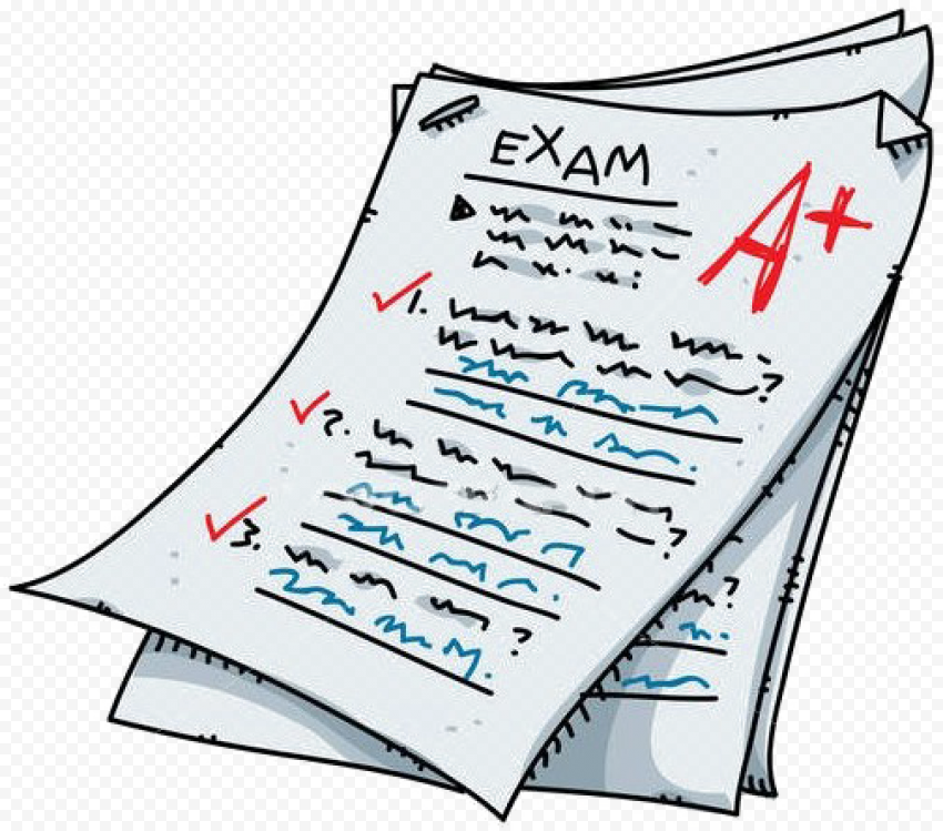 Exam Transparent PNG png FREE DOWNLOAD PNG FREE DOWNLOAD