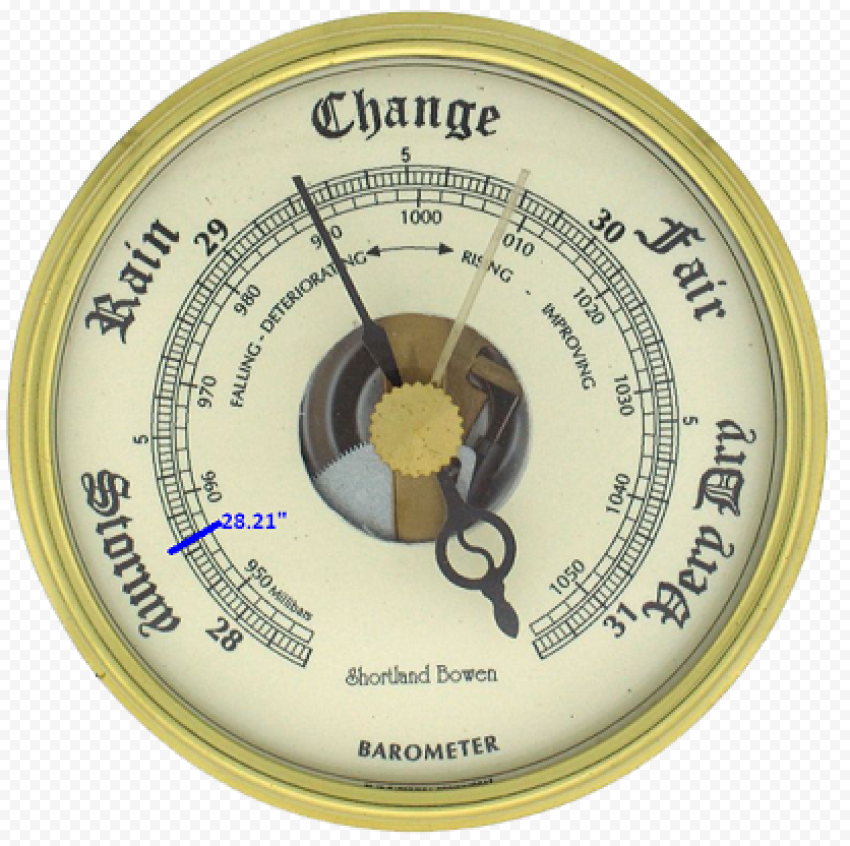 Barometer PNG File png FREE DOWNLOAD