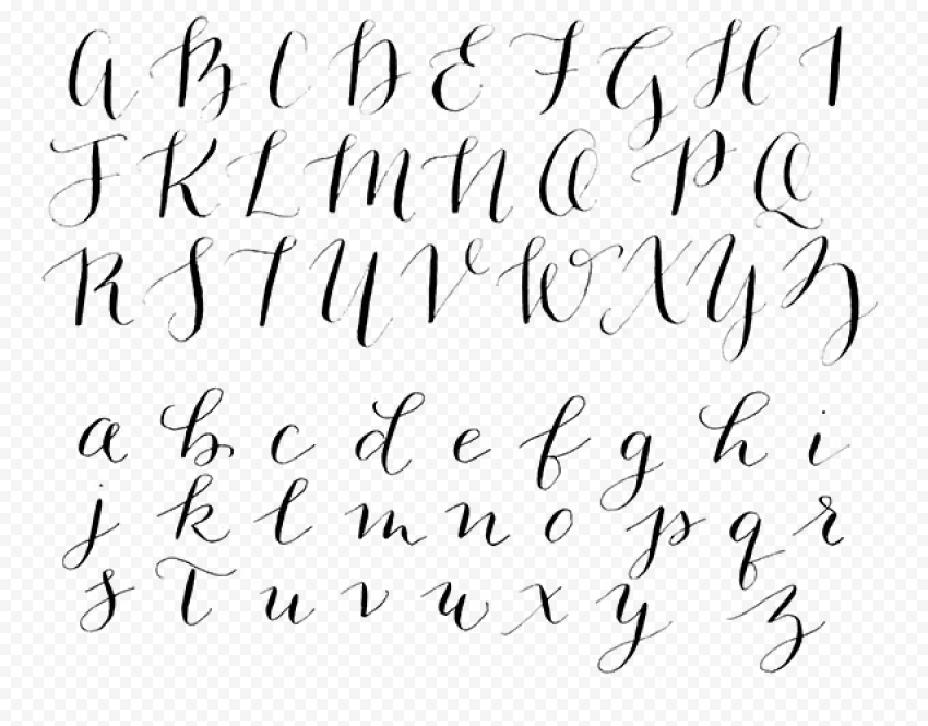 Calligraphy PNG Photos png FREE DOWNLOAD