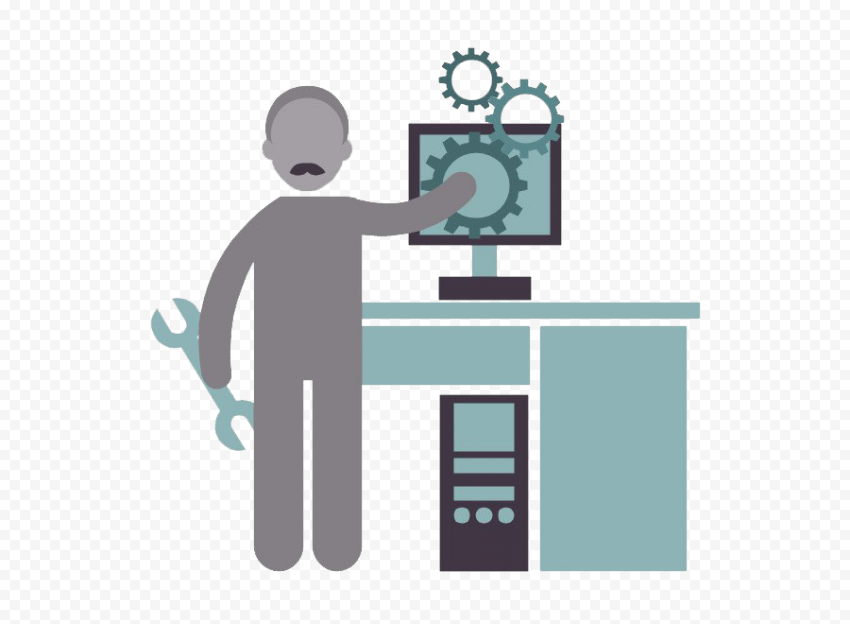 Computer Engineer PNG Free Download png FREE DOWNLOAD