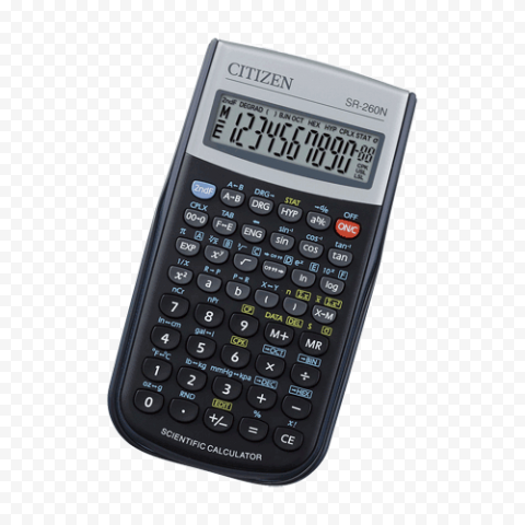 Scientific Calculator PNG Photo png FREE DOWNLOAD