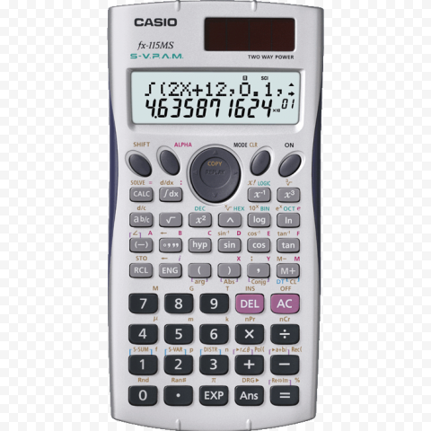 Scientific Calculator Transparent PNG png FREE DOWNLOAD