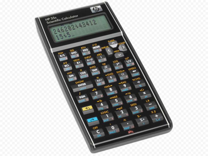 Scientific Calculator PNG HD png FREE DOWNLOAD
