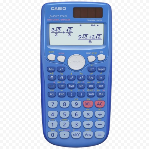 Scientific Calculator PNG Transparent Picture png FREE DOWNLOAD