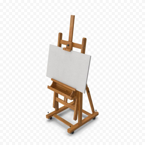 Easel PNG File png FREE DOWNLOAD