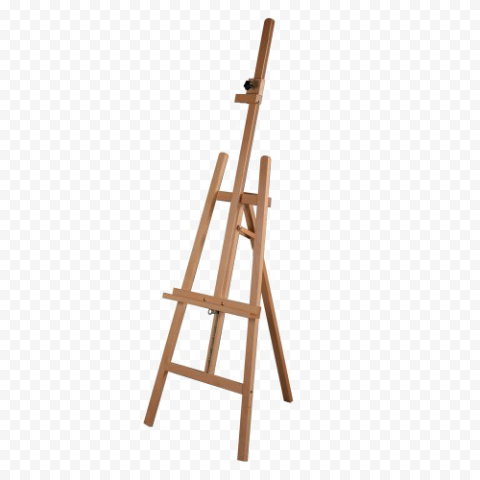 Easel Transparent Background png FREE DOWNLOAD