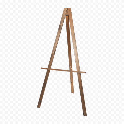 Easel PNG Transparent Image png FREE DOWNLOAD