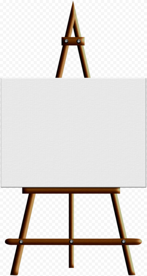 Easel PNG Pic png FREE DOWNLOAD