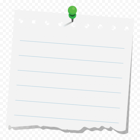 Note PNG Clipart png FREE DOWNLOAD