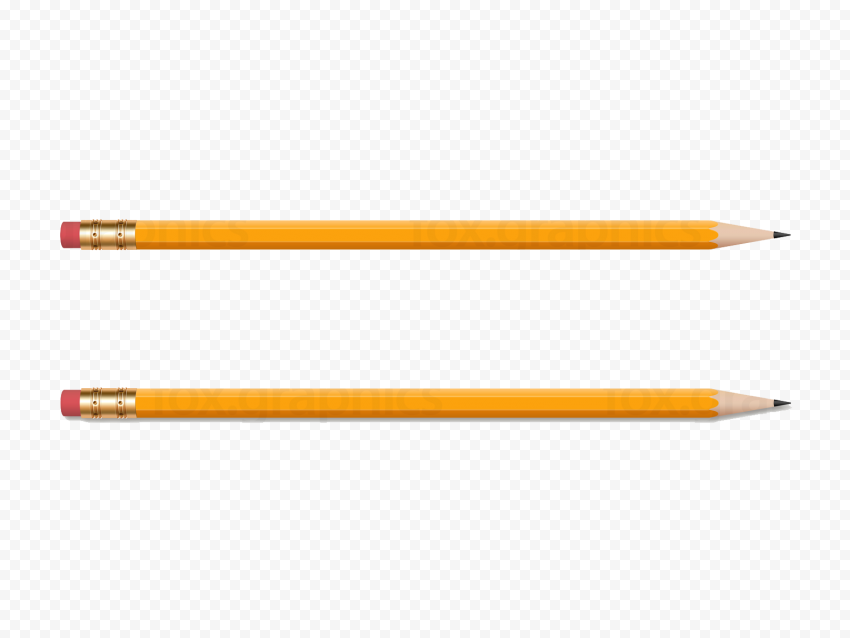 Yellow Pencil PNG Transparent Image png FREE DOWNLOAD
