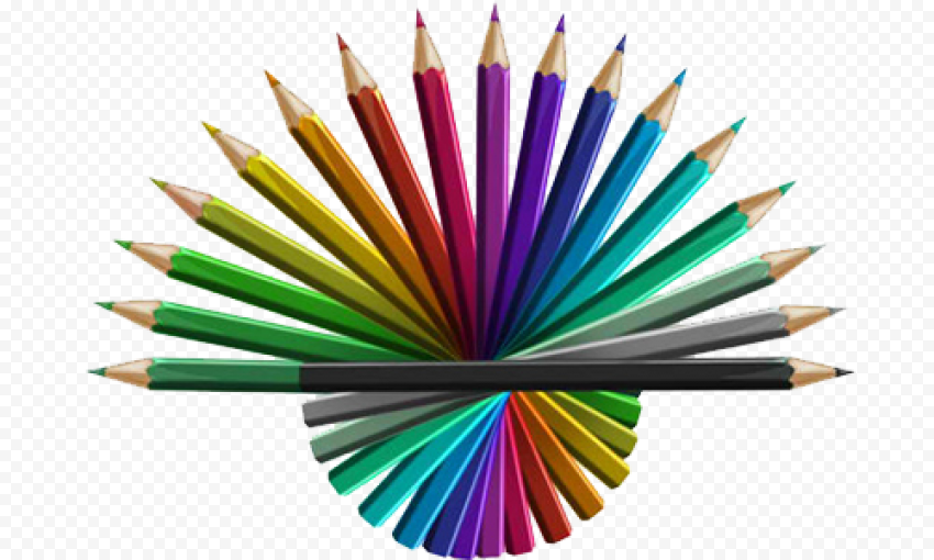 Color Pencil png FREE DOWNLOAD