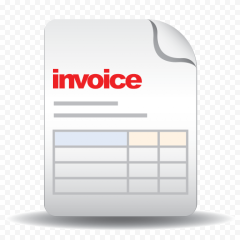 Invoice PNG Photos png FREE DOWNLOAD