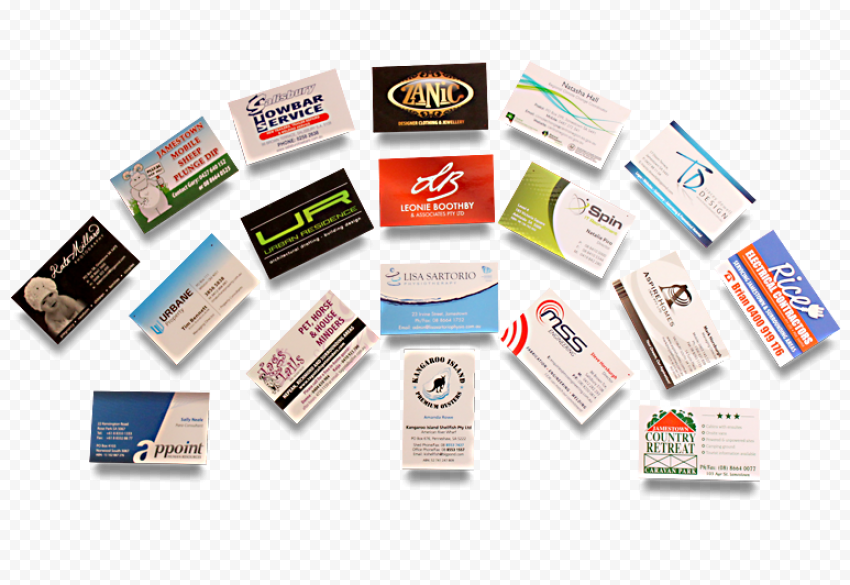Business Card Transparent Background png FREE DOWNLOAD