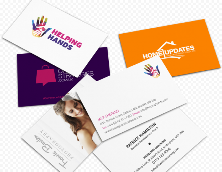 Business Card PNG HD png FREE DOWNLOAD