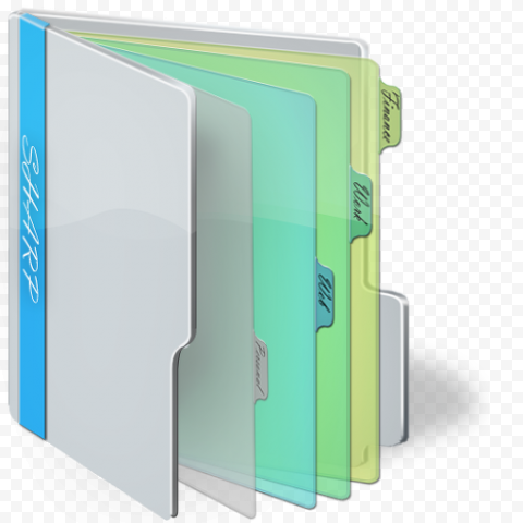 Folders PNG Pic png FREE DOWNLOAD