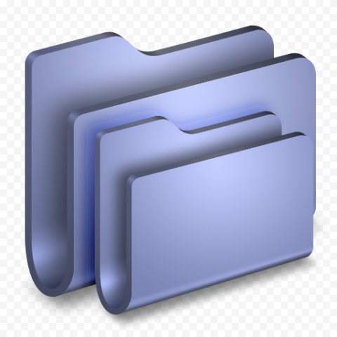 Folders PNG Transparent Image png FREE DOWNLOAD