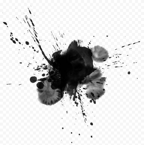 Black Ink PNG File png FREE DOWNLOAD