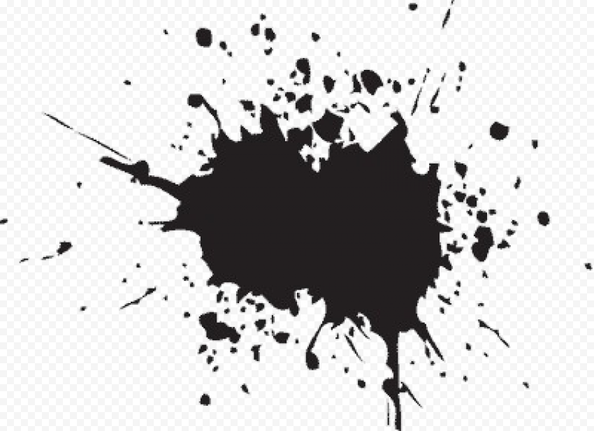 Black Ink PNG Pic png FREE DOWNLOAD