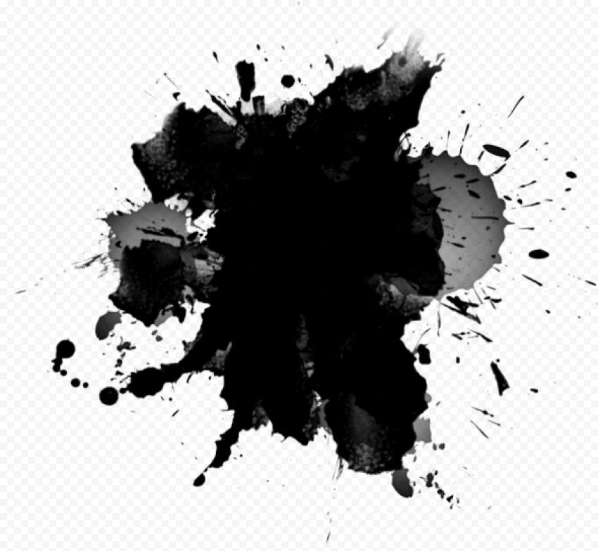 Black Ink PNG HD png FREE DOWNLOAD