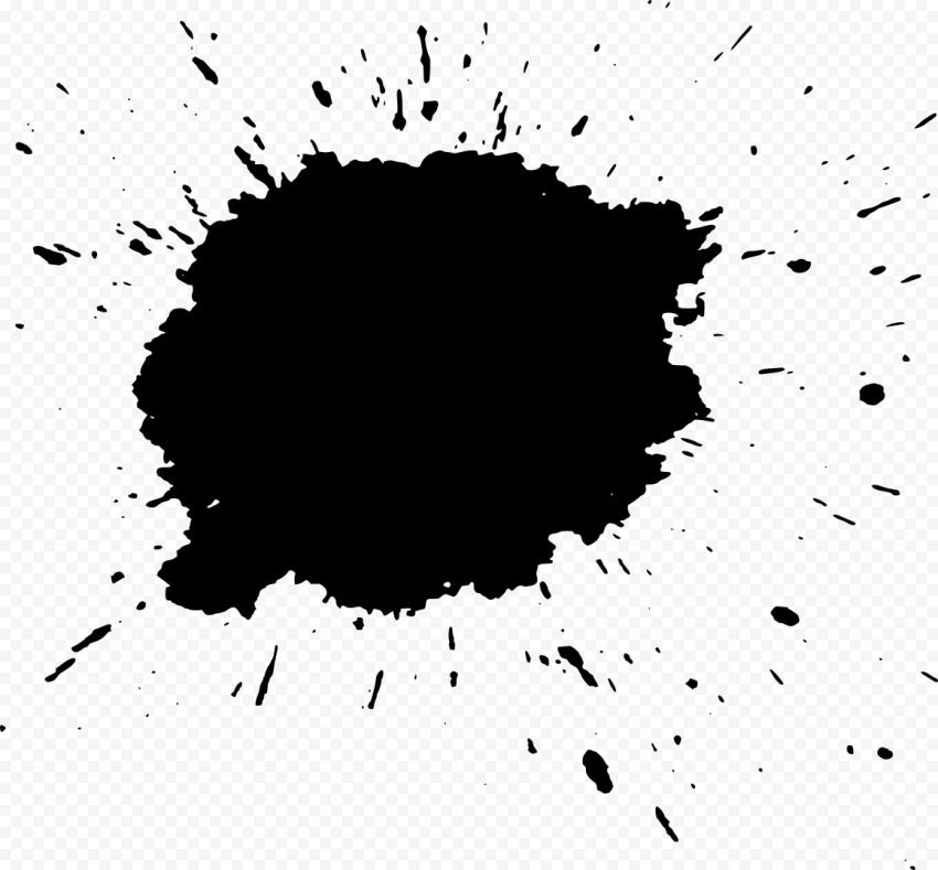 Black Ink PNG Transparent png FREE DOWNLOAD