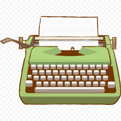 Typewriter PNG Transparent Image png FREE DOWNLOAD