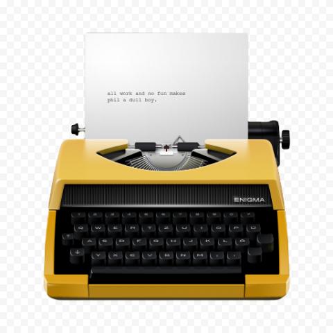 Typewriter PNG Free Download png FREE DOWNLOAD