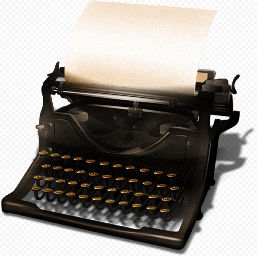 Typewriter PNG Picture png FREE DOWNLOAD